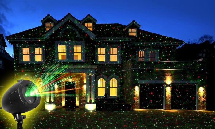 laser christmas light decorations - Laser Lights Christmas Decorations