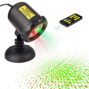 sprocket led laser light
